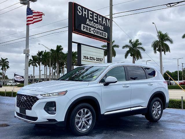 2020 Hyundai Santa Fe SE for sale in Lighthouse Point, FL