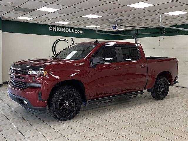 2019 Chevrolet Silverado 1500 RST for sale in Joliet, IL
