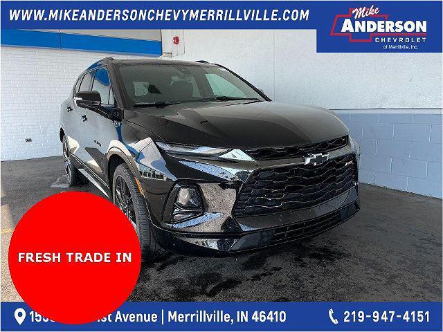 2020 Chevrolet Blazer RS for sale in Merrillville, IN