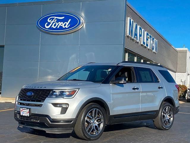 2019 Ford Explorer Sport for sale in Libertyville, IL