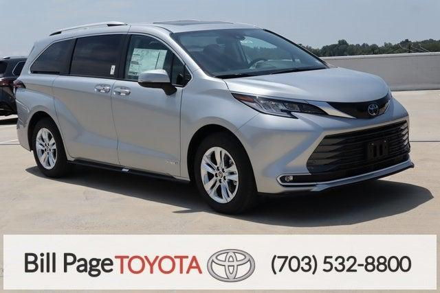 2022 Toyota Sienna Limited for sale in Falls Church, VA