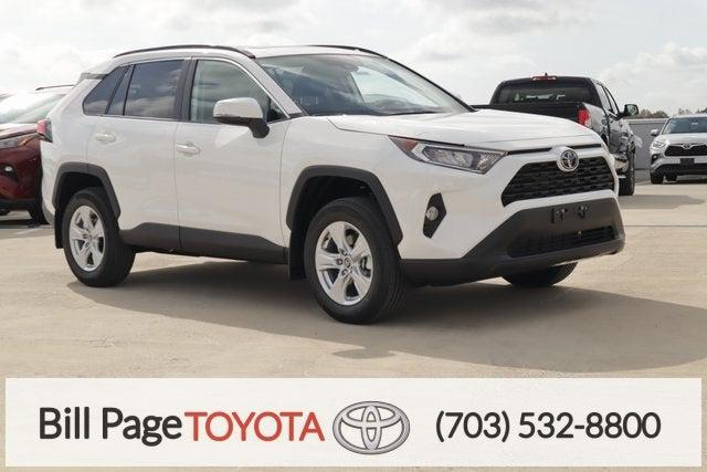 2021 Toyota RAV4 XLE for sale in Falls Church, VA