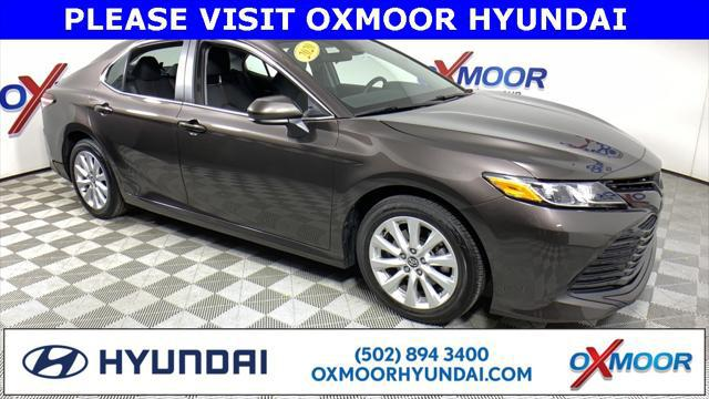 2020 Toyota Camry LE for sale in LOUISVILLE, KY