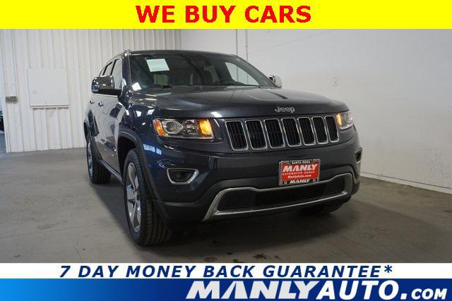2014 Jeep Grand Cherokee Limited for sale in SANTA ROSA, CA