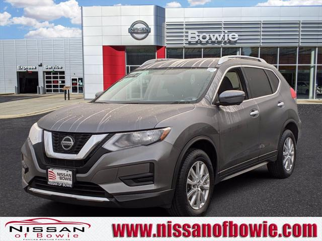 2018 Nissan Rogue SV for sale in Bowie, MD