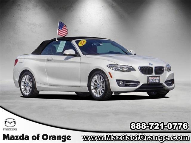 2016 BMW 2 Series 228i for sale in Orange, CA