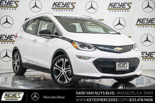 2019 Chevrolet Bolt EV Premier for sale in Van Nuys, CA
