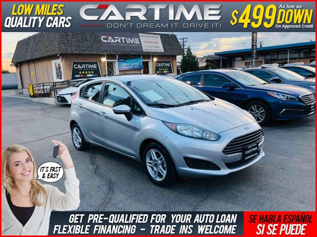 2018 Ford Fiesta SE for sale in Ontario, CA