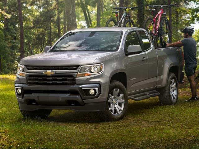 2022 Chevrolet Colorado 4WD Z71 for sale in Marble Falls, TX