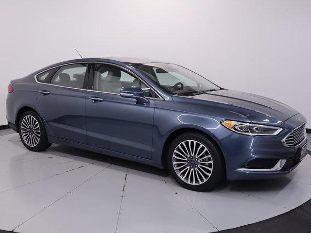 2018 Ford Fusion SE for sale in Manassas, VA