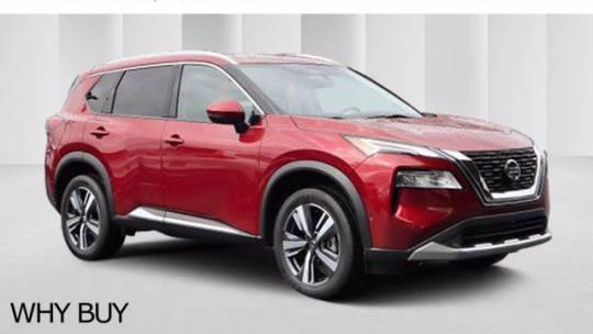 2021 Nissan Rogue Platinum for sale in Huntsville, AL