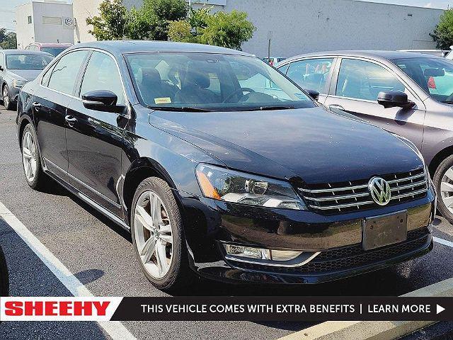 2014 Volkswagen Passat SEL Premium for sale in Springfield, VA