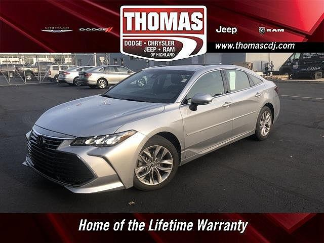2019 Toyota Avalon XLE for sale in Highland, IN