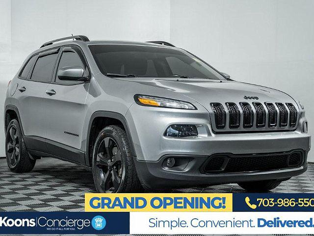 2018 Jeep Cherokee Latitude for sale in Woodbridge, VA