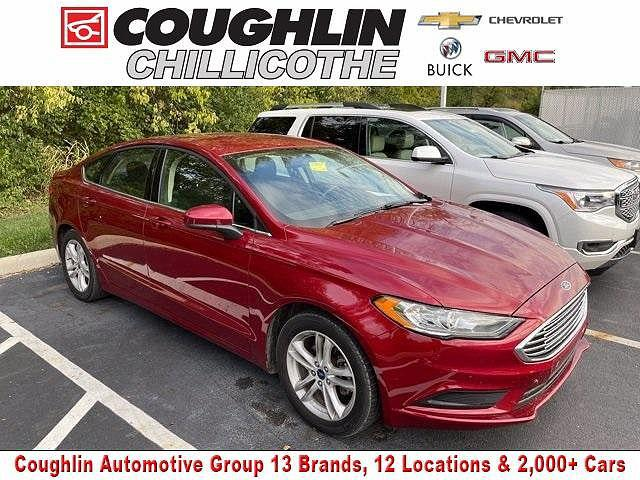 2018 Ford Fusion SE for sale in Chillicothe, OH