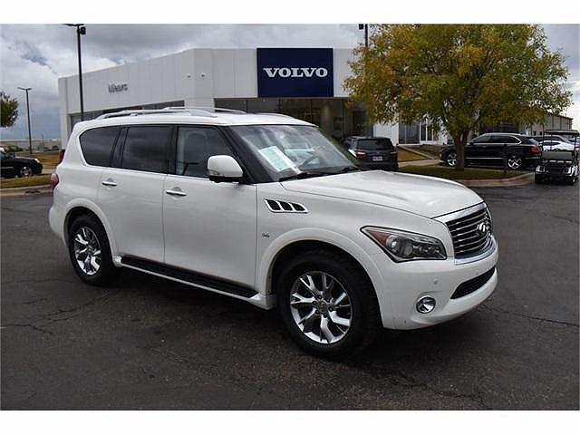 2014 INFINITI QX80 2WD 4dr for sale in Lubbock, TX