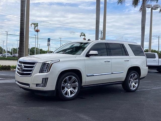 2015 Cadillac Escalade Premium for sale in Pompano Beach, FL