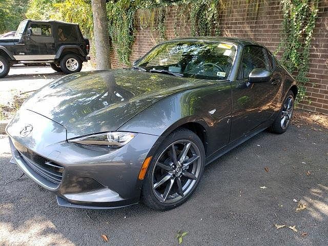 2019 Mazda MX-5 Miata RF Grand Touring for sale near Alexandria, VA