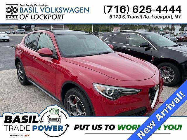2018 Alfa Romeo Stelvio Sport for sale in Lockport, NY