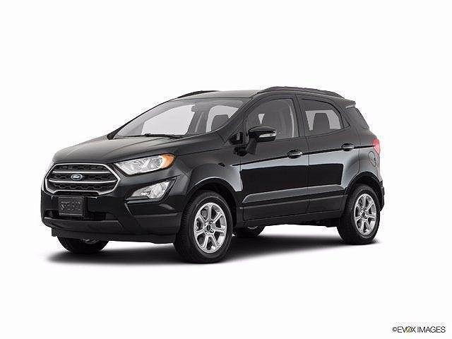 2018 Ford EcoSport SES for sale in Richmond, KY