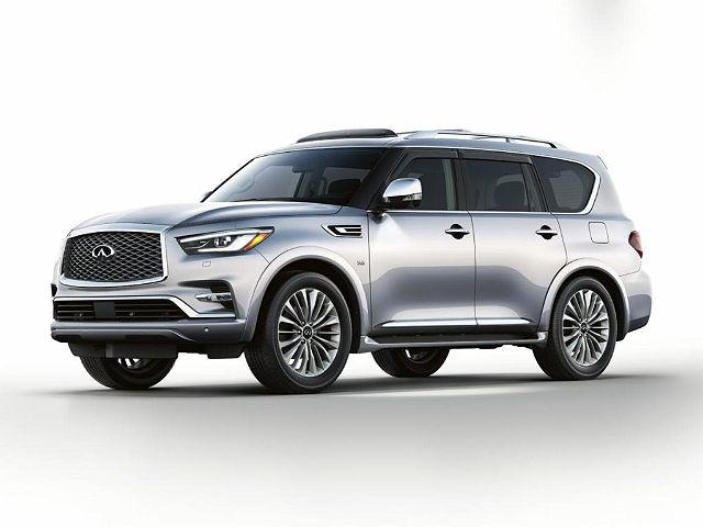 2020 INFINITI QX80 LUXE for sale in Orland Park, IL
