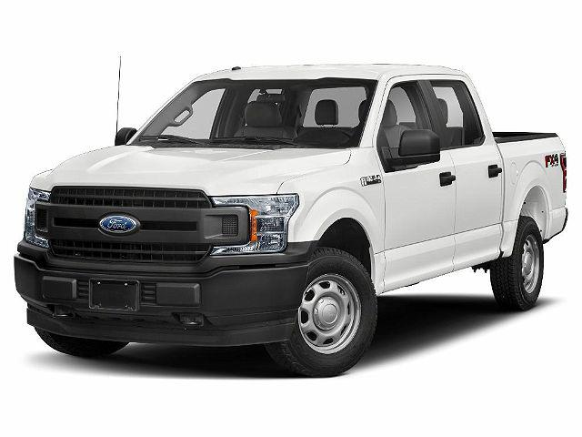 2020 Ford F-150 Platinum for sale in Front Royal, VA