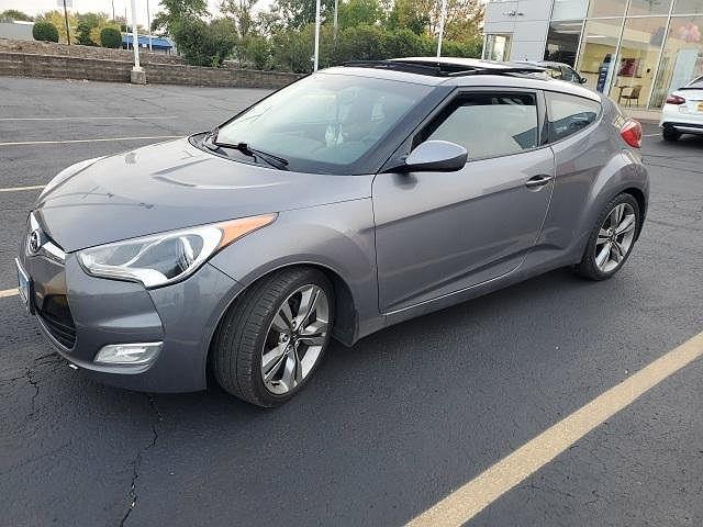 2012 Hyundai Veloster w/Black Int for sale in Joliet, IL