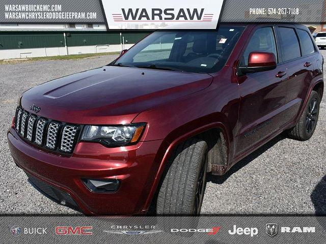 2019 Jeep Grand Cherokee Altitude for sale in Warsaw, IN