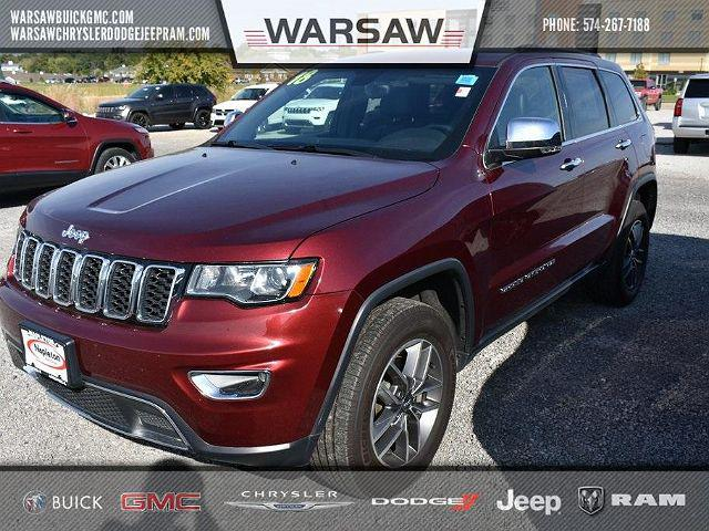 2018 Jeep Grand Cherokee Limited for sale in Warsaw, IN