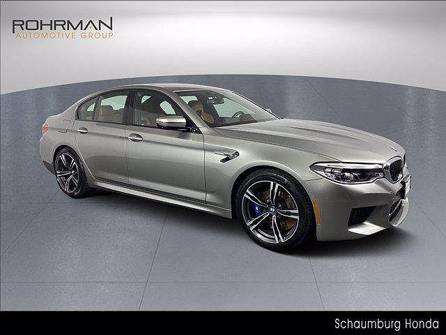 2018 BMW M5 Sedan for sale in Schaumburg, IL