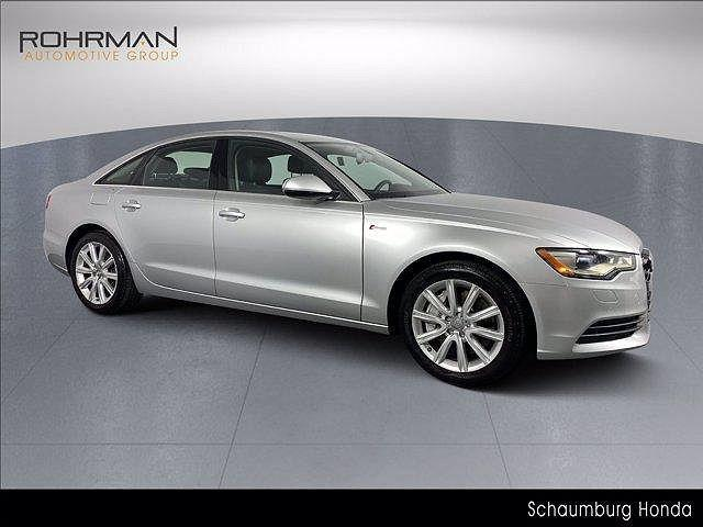 2013 Audi A6 3.0T Premium Plus for sale in Schaumburg, IL