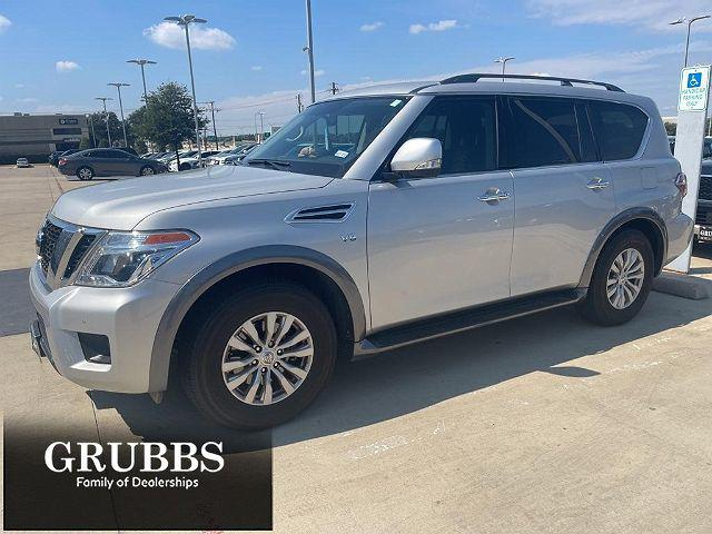 2019 Nissan Armada SV for sale in Grapevine, TX