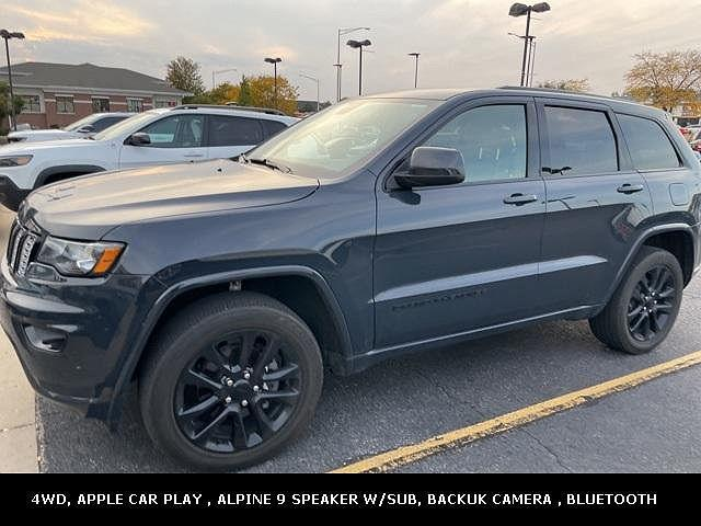 2018 Jeep Grand Cherokee Altitude for sale in Saint Charles, IL