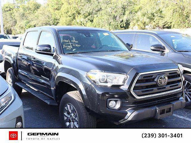 2018 Toyota Tacoma SR5 for sale in Naples, FL