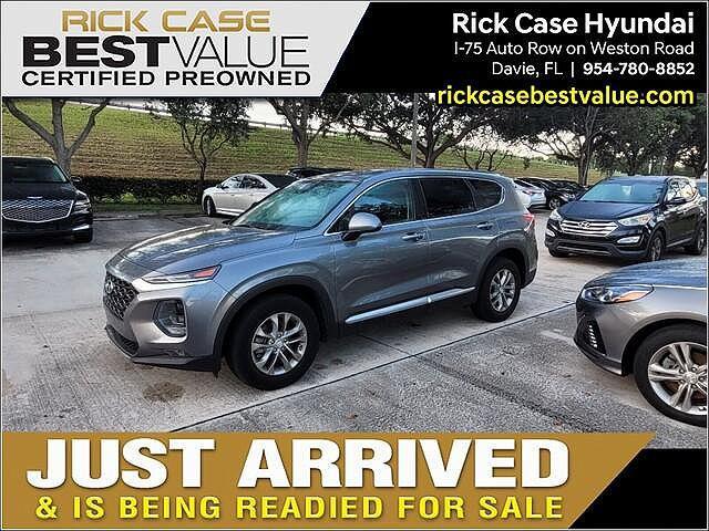2019 Hyundai Santa Fe SEL for sale in Davie, FL