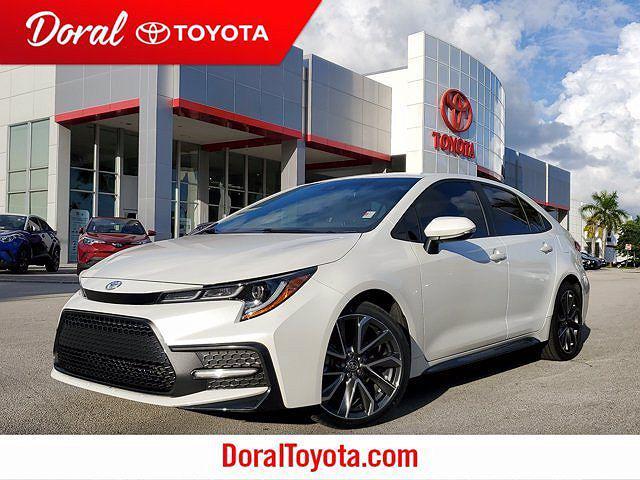 2020 Toyota Corolla SE for sale in Doral, FL