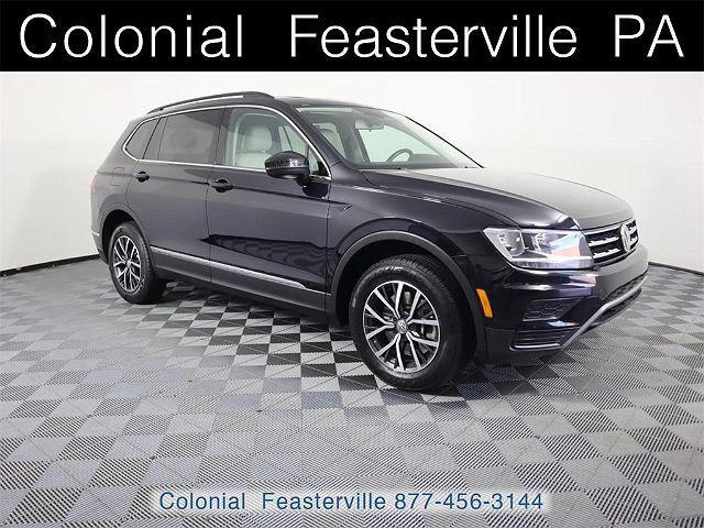 2018 Volkswagen Tiguan SE for sale in Feasterville, PA