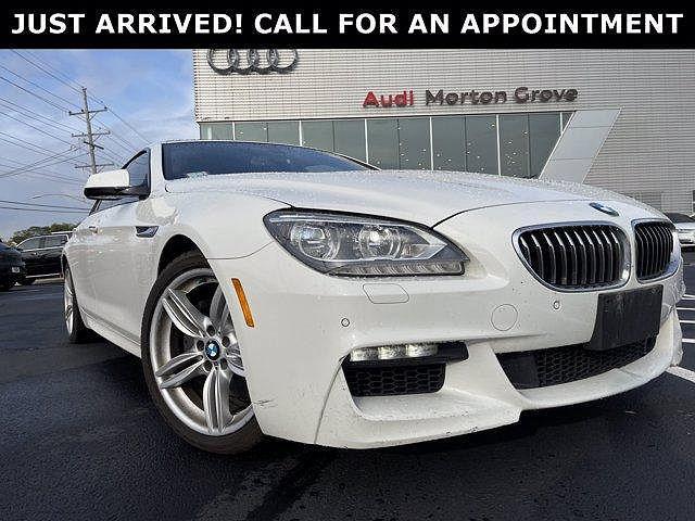 2015 BMW 6 Series 640i xDrive for sale in Morton Grove, IL