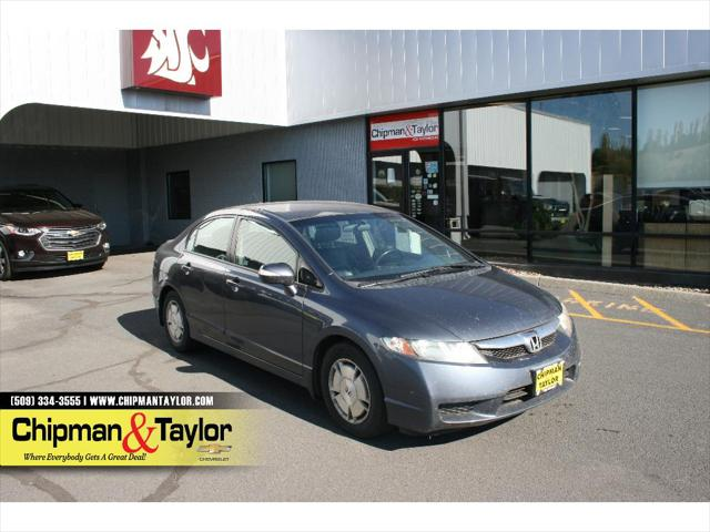 2009 Honda Civic Hybrid 4dr Sdn w/Leather for sale in Pullman, WA