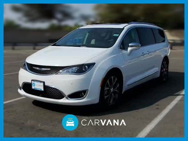 2017 Chrysler Pacifica Limited for sale in ,