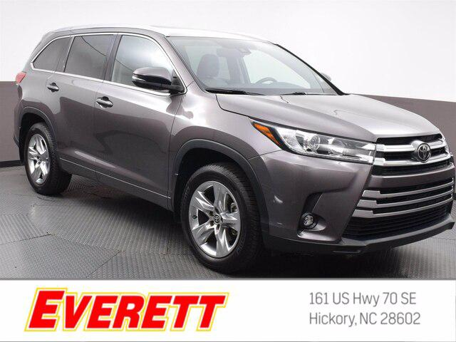 2019 Toyota Highlander Limited for sale in Hickory, NC