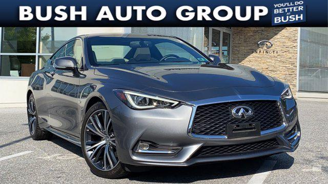 2018 INFINITI Q60 3.0t LUXE for sale in Ardmore, PA