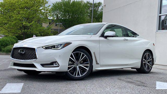 2021 INFINITI Q60 3.0t LUXE for sale in Ardmore, PA
