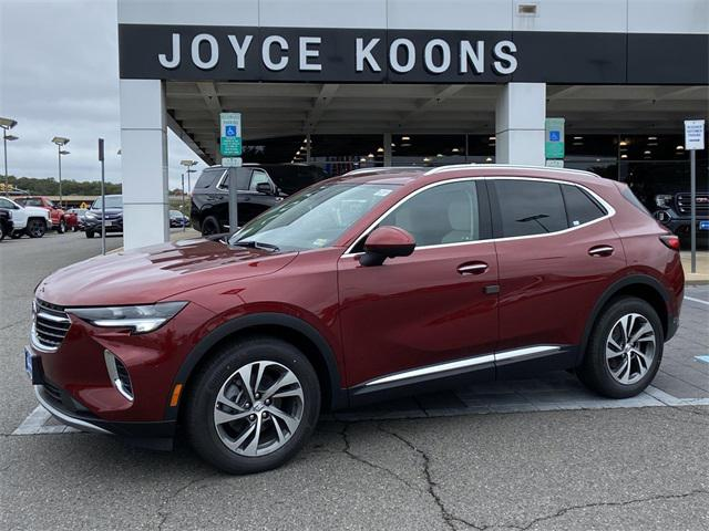 2022 Buick Envision Essence for sale in Manassas, VA