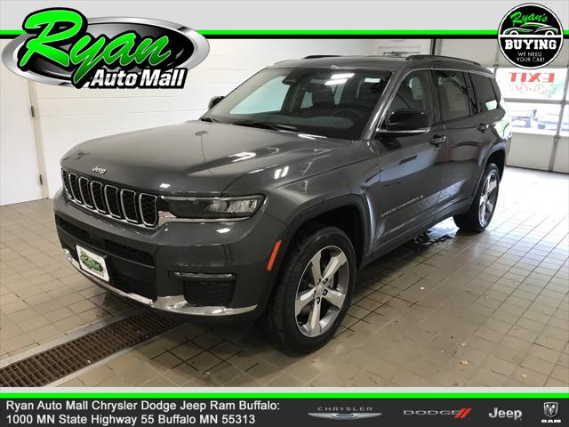 2021 Jeep Grand Cherokee Limited for sale in Monticello, MN