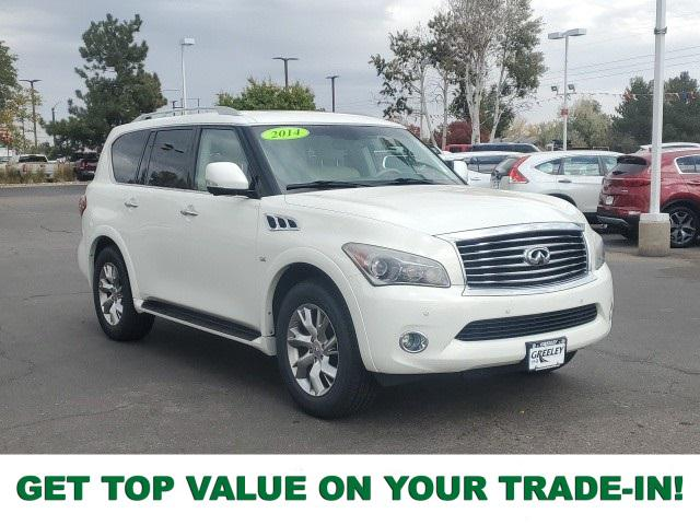 2014 INFINITI QX80 4WD 4dr for sale in Greeley, CO
