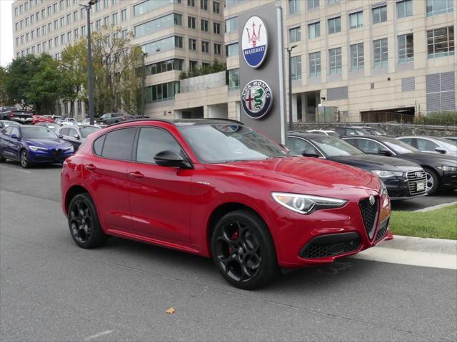 2022 Alfa Romeo Stelvio Veloce Ti for sale in Vienna, VA