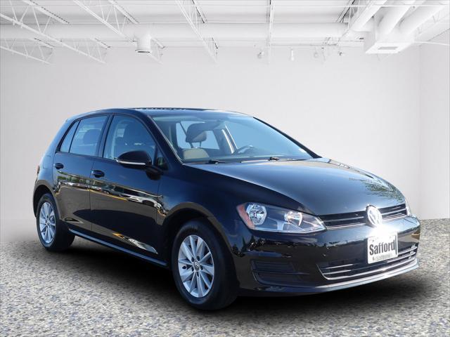 2016 Volkswagen Golf TSI S w/Sunroof for sale in Springfield, VA