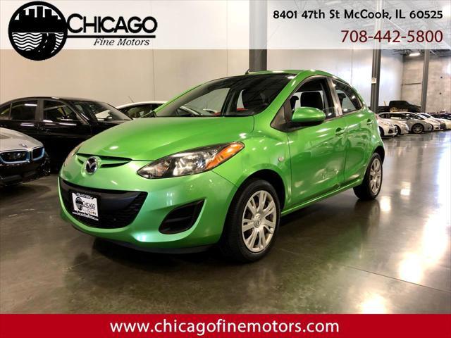 2011 Mazda Mazda2 Sport for sale in McCook, IL