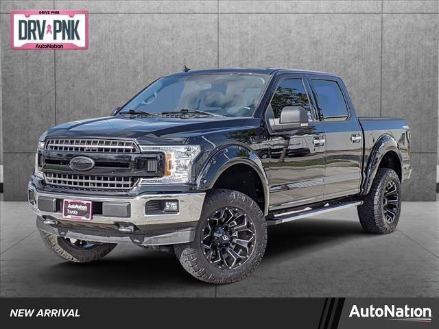 2018 Ford F-150 XLT for sale in League City, TX